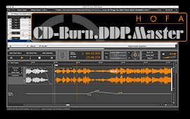 HOFA-Plugins CD-Burn & DDP