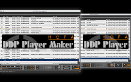 HOFA-Plugins DDP Player Maker